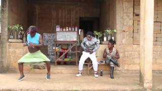 FREEDA- MUTJAKA (Comedians King Kong mc and Jaja Bruce dancing to Mutjaka )