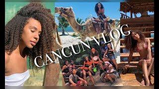 CANCUN Travel Vlog | Camel ride, ATV, Yacht