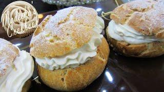 DIY: How To Make Cream Puffs, Easy Recipe