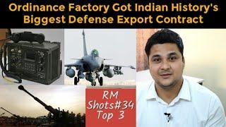 Top 3 | Biggest Defence export contract, DRDO Software defined radio