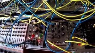 Modular Synth - Patch in Progress 43