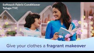 Softouch Fabric Conditioner Telugu TVC