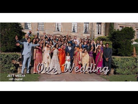 Dr Gurinder & Dr Nidhi Wedding Highlights 2017 - Jett Jagpal
