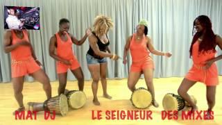 MAT DJ    LE SEIGNEUR DES MIXES ET DJ S       BIKUTSI VIDEO MIX  NON STOP