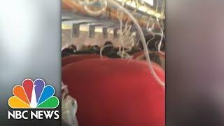 Midair Emergency As Jet Loses Cabin Pressure, Plunges 24,000 Feet | NBC News