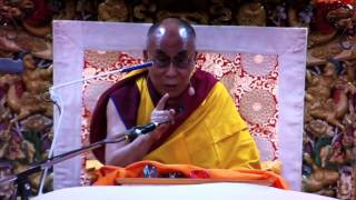 """""""Modern education is lacking in educating the heart,"""" says the Dalai Lama"""