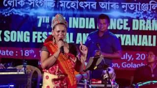 Kamrupi Lokogeet | কামৰূপী লোকগীত | Dino Doyal | Kalpana Patowary | Dergaon Assam Live