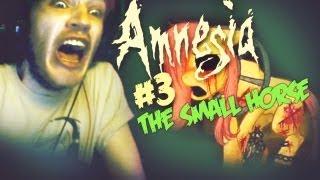 CREEPY ASS PONY! ;O Amnesia: Custom Story - Part 3 - The Small Horse Part B
