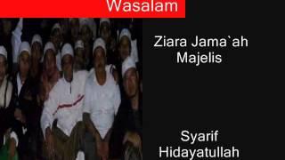 Ziarah Jama`ah Majelis Syarif Hidayatullah Indramayu 2013