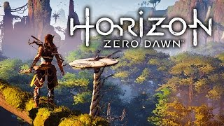 Will Horizon Zero Dawn Deliver... or Disappoint? | New PS4 Gameplay Trailer Discussion
