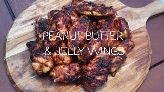 Peanut Butter & Jelly Wings  ||  HARDCORE CARNIVORE RECIPE