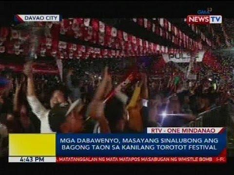 Xxx Mp4 Mga Dabawenyo Masayang Sinalubong Ang Bagong Taon Sa Kanilang Torotot Festival 3gp Sex