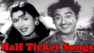 Half Ticket : All Songs Jukebox | Kishore Kumar, Madhubala | Bollywood Collection - Old Hindi Song