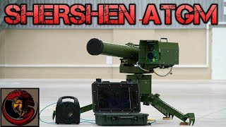 Shershen Anti-tank Guided Missile - Remote Controlled Firepower