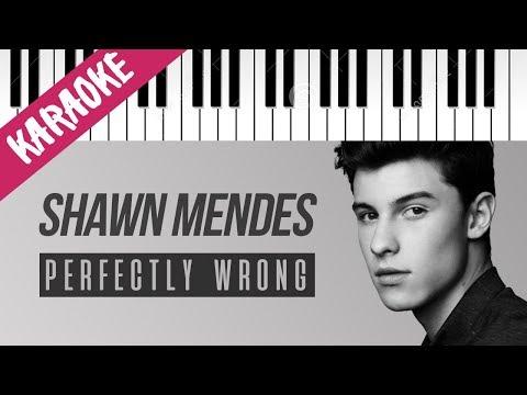 Xxx Mp4 Shawn Mendes Perfectly Wrong Piano Karaoke Con Testo 3gp Sex
