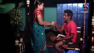 BHABI WITH BOY SCANDLE
