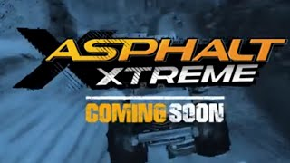 Official Asphalt Xtreme  (by Gameloft) Teaser Trailer - (iOS / Android)