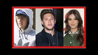 Justin Bieber Gave Love Advice To Niall Horan About Hailee Steinfeld 'Directly From The Heart'