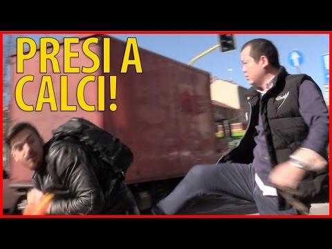 Chi si Arrabbia Prima? Italiano vs Cinese vs Egiziano [Esperimento Sociale] - theShow