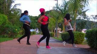 CHOREO AFRO-DANCEHALL by Kaelys and Keylablaze