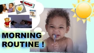 My REAL Morning Routine!