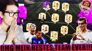 FIFA 17: OMG MY BEST TEAM EVER IN FIFA! 🔥😱 (DEUTSCH) - ULTIMATE TEAM - FUT CHAMPIONS ELITE KAMPF!