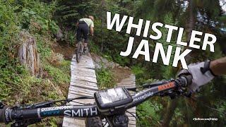 Whistler Side Country | Riding Khyber to Babylon