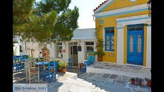 Lefkes Paros - De Griekse Gids