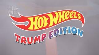 Introducing Hot Wheels: Trump Edition
