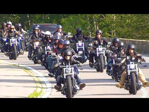 Download Lagu Harley Davidson Breakout Friends Meeting in Austria/Gaschurn 22-24.07.16 MP3