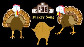 Turkey Song - Thanksgiving Music - The Kids