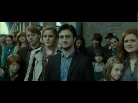 19 Years Later Scene - Harry Potter and the Deathly Hallows Part 2 [HD]
