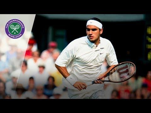 Roger Federer vs Pete Sampras Wimbledon fourth round 2001 Extended Highlights