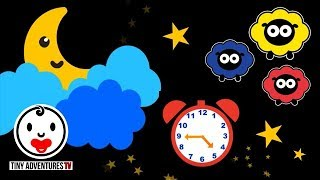 Baby Sensory - Sleepy Time - Twinkle Twinkle Little Star (Visual Stimulation) Put baby to sleep