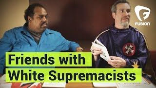 This Black Musician Explains Why He is Friends With White Supremacists