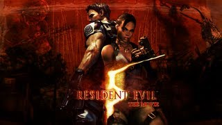 Resident Evil 5 HD - The Movie (Gold edition) (русские субтитры)