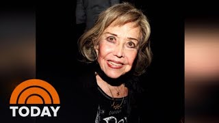 June Foray, Voice Of Rocky The Flying Squirrel, Dies At Age 99 | TODAY
