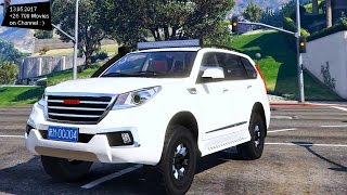 Great Wall Haval H9 Offroad New ENB Top Speed Test GTA Mod Future
