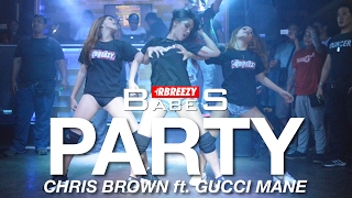 Chris Brown - Party (RBREEZY BABES)