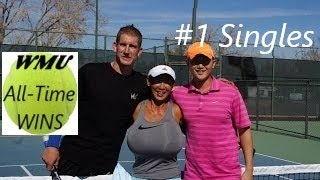 Tennis Hot Shots with Minka (special appearance)
