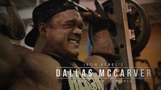 Dallas McCarver''s Latest Shoulder Workout - Powered by Iron Rebel