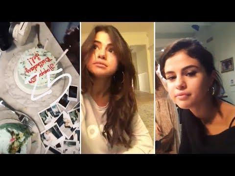 Selena Gomez' 25th Birthday Party   FULL VIDEO