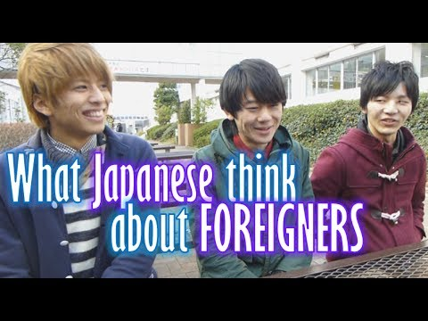 Xxx Mp4 What Japanese Think Of Foreigners Their Voices 大学生インタビュー(外国人について) 3gp Sex