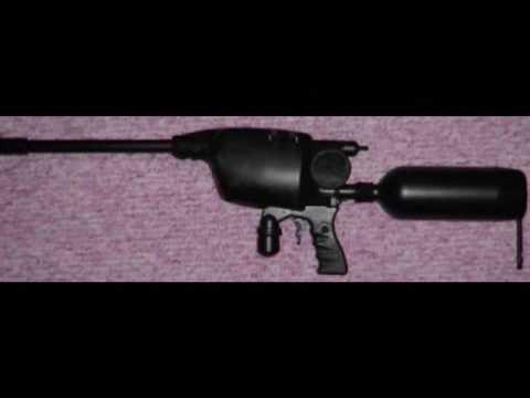 Ajax Automatic Airgun