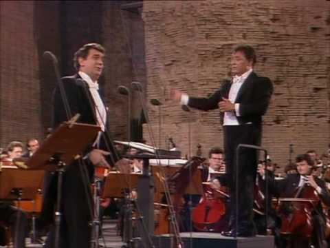 Placido Domingo-No puede ser-771990 Rome