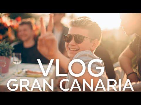 Marcus & Martinus VLOG Gran Canaria