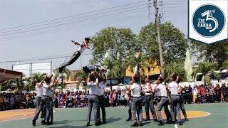 PASKIBRA SMK KAL 2 SBY (PASKAL-2) @ CAKRA 2K15