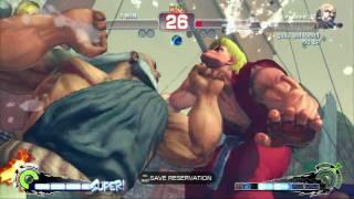 GameSpot Reviews - Super Street Fighter IV Video Review