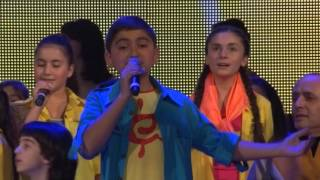 Paros choir & Armen Divanyan