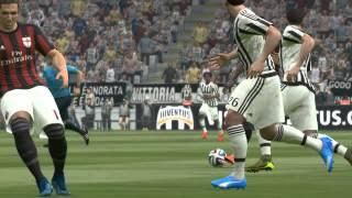 Juventus v AC Milan   Fun Game   PES 2016